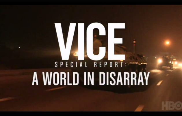 """HBO présente """"Vice Special Report: A World in Disarray"""""""