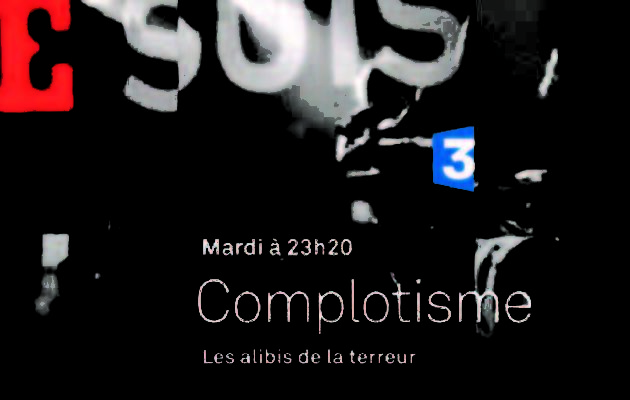France 3 propose une analyse du complotisme