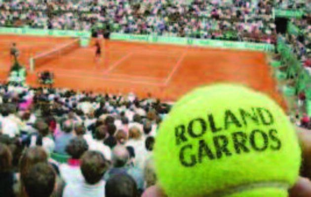 France TV : recettes publicitaires stables pour Roland-Garros