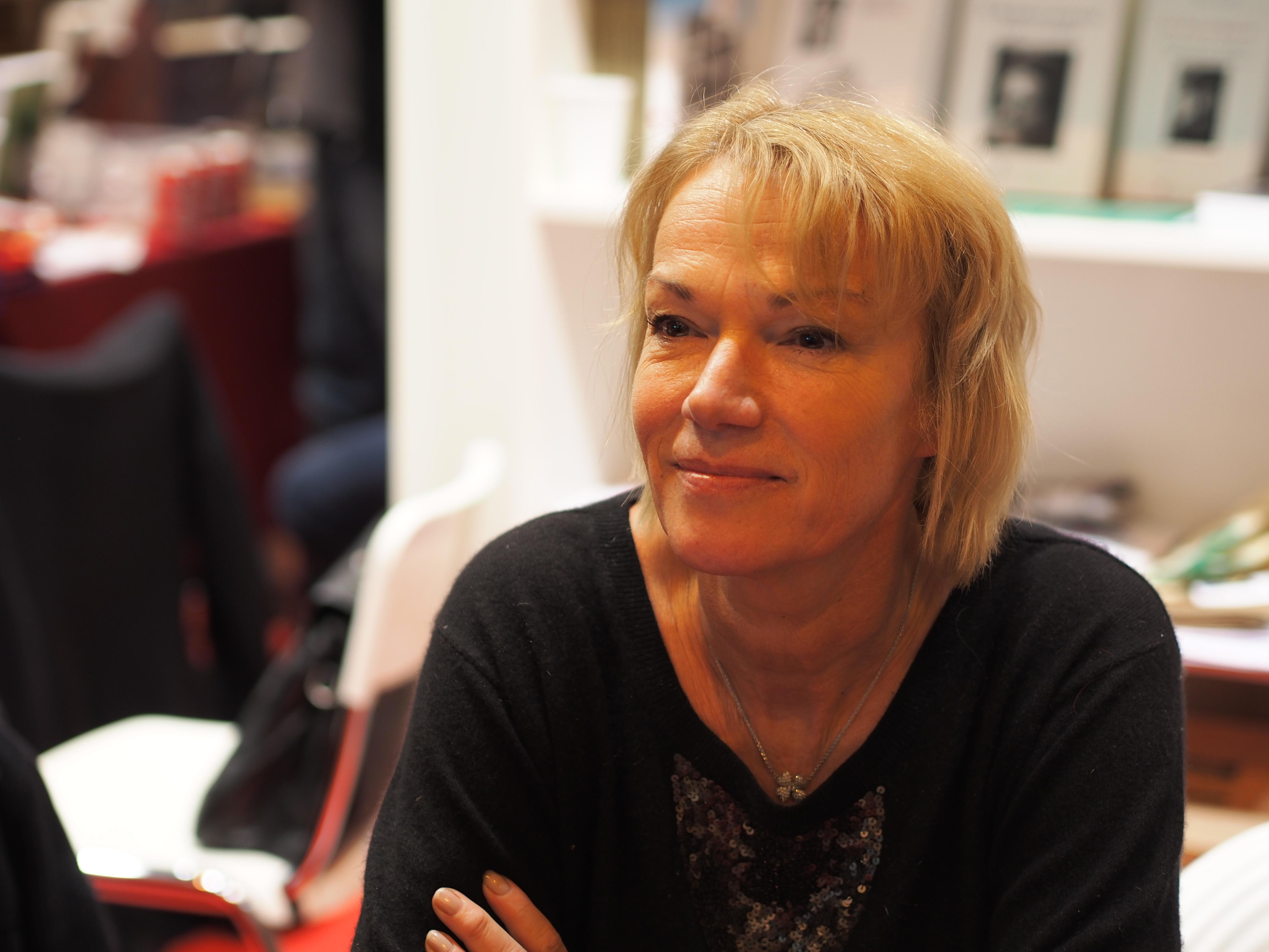 Brigitte Lahaie revient à lantenne de Sud Radio