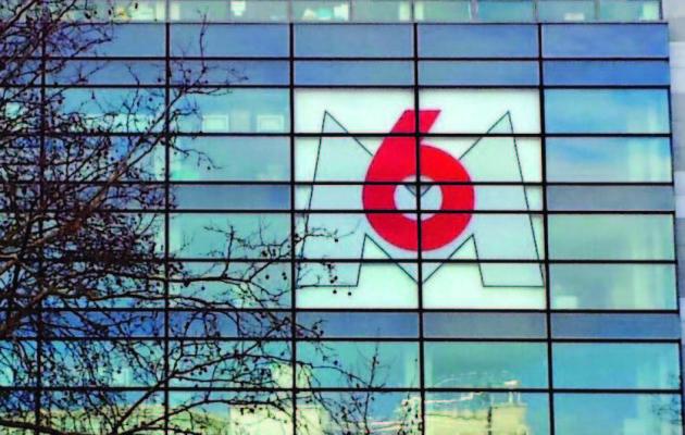 Le groupe M6 enregistre un chiffre d'affaires en hausse de 2,6% au 1er trimestre