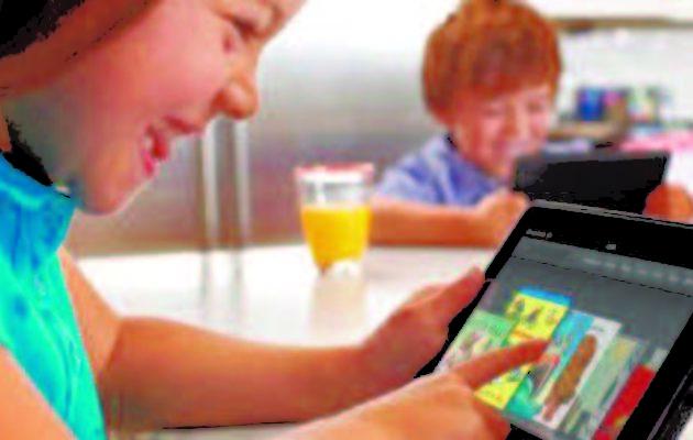 Les enfants consomment toujours autant de programmes en live