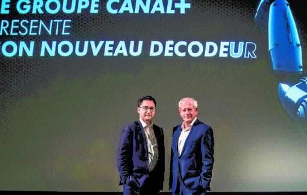 Canal+ lance son décodeur dernière génération