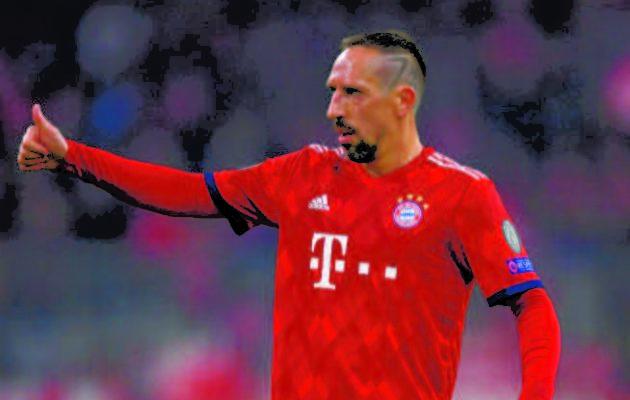 Les excuses de Franck Ribéry