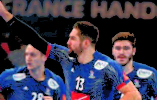 TF1 finit devant, TMC en forme avec le handball