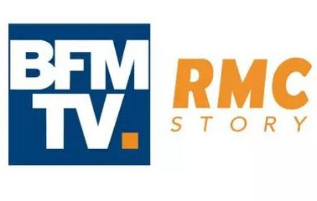 Les chaînes BFM et RMC Story gagnent des parts