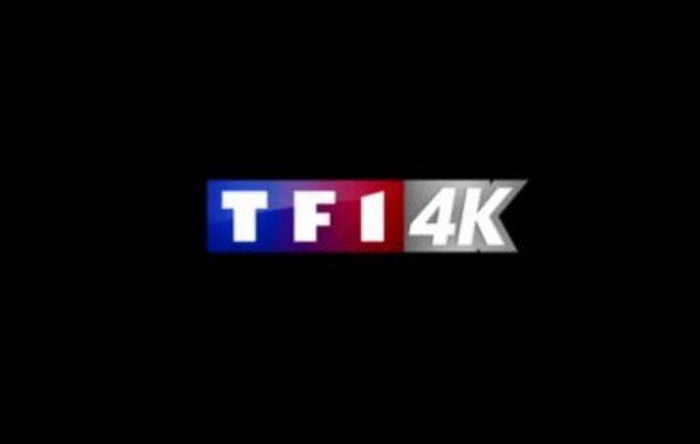 TF1 lance une chaîne 4 K