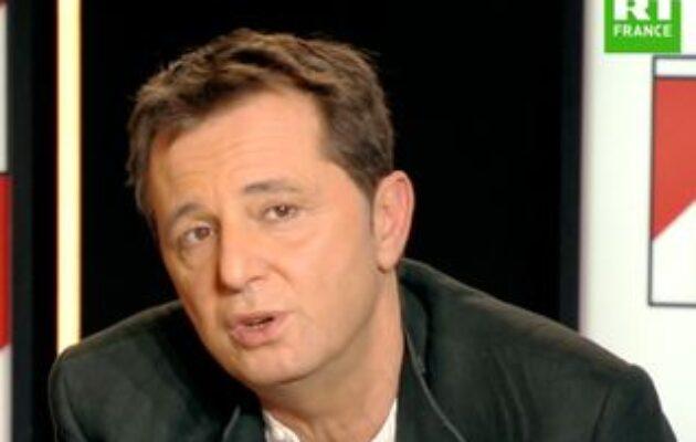 Didier Maïsto arrive sur RT France