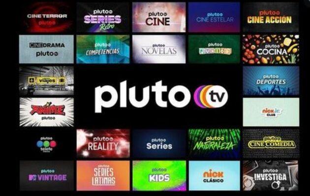 Pluto TV bientôt lancée en France