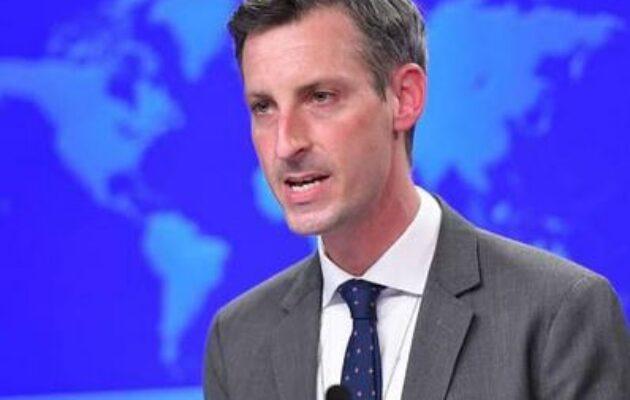 Les Etats-Unis préoccupés par la situation en Chine
